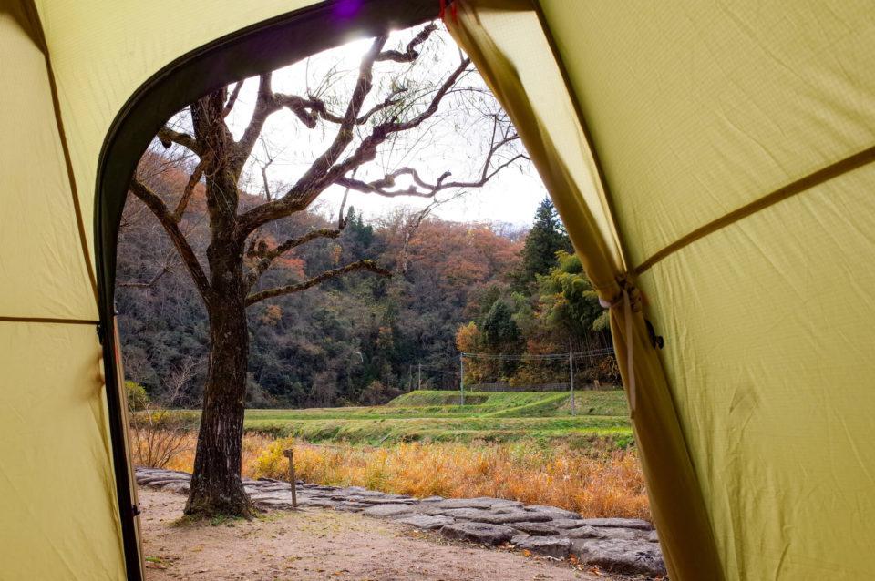デイキャンプ@湯の瀬温泉郷キャンプ場