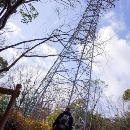 また鉄塔。