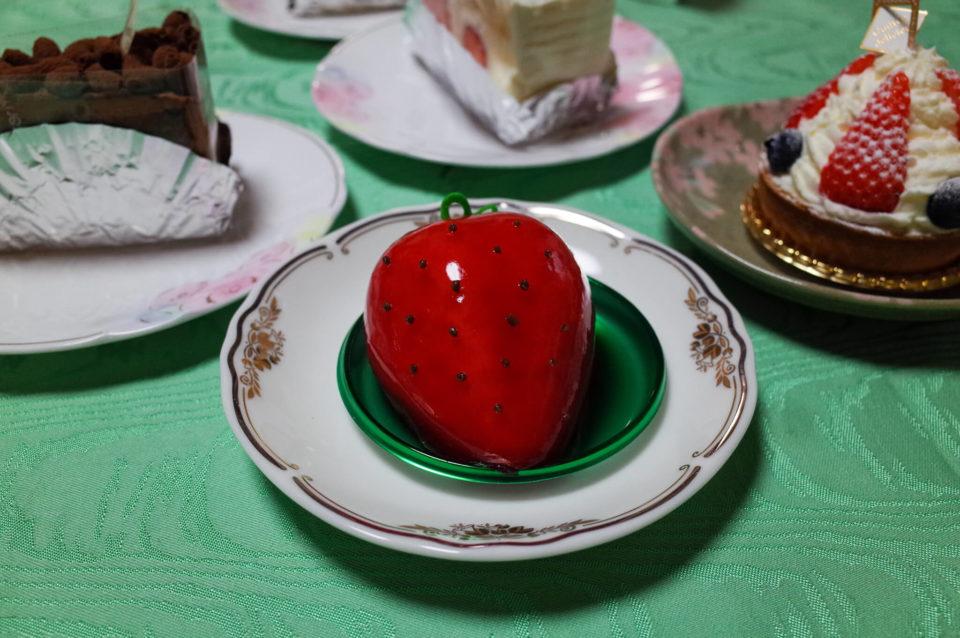 パティスリースイーツ・ジャンティのケーキ(岡山市中区)